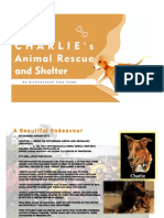 Charlies's Animal rescue shelter