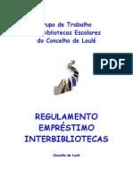 Regulamento Emp Interbe Loule