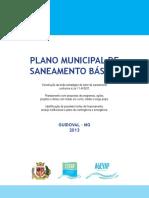 PMSB Guidoval - Plano Municipal de Saneamento Básico