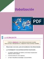 LA GLOBALIZACIÓN TRASLADO