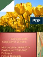 1-CLASE UNO  LA COSTA2016