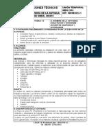 NUMERO DE LA ACTIVIDAD 13 - HITO CIELO RASO T Y ACCIOS  - 12-12-2017