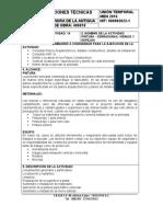 NUMERO DE LA ACTIVIDAD 14 - HITO PINTURA CERRAD VIDRI Y ESPEJOS - 12-12-2017