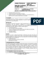 NUMERO DE LA ACTIVIDAD 15 - HITO OBRAS EXTERIOESPETECNICAS - 12-12-2017
