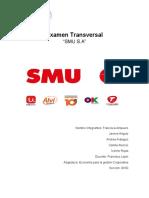 Análisis macro y micro económico SMU