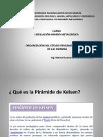 Presentación  2 Administración Estatal Prelación de Dispositivos Legales