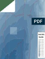 Mapa de Precipitaciones Maximas