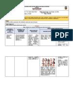 Planificación Micro _ Educación Física _ 10mo _ Proyecto 1