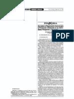 imprimir a jeckson  Reglamento proteccion ambiental DS 004-99