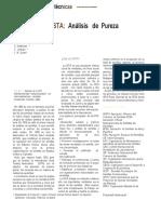 Normas ISTA Analisis de Pureza