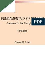 Professional salesmanship chapter 1