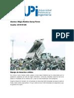 Informe Naturaleza y ambiente