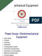 L6 Electromechanical Equipment
