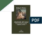 Fisher Helen - Anatomia Del Amor