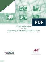 Global Status Report GEIT 10Jan2011 Research