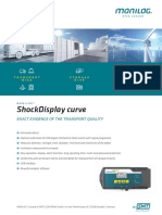 ShockDisplay curve data sheet