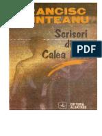 Francisc Munteanu - Scrisori Din Calea Lactee #1.0~5.docx