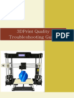 Anet  Print Quality Troubleshooting Guide
