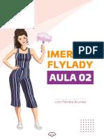 Aula 2 - Imersão Flylady - Agosto 2020