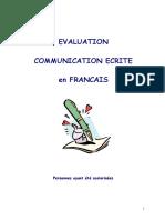 Comm écrite supports-consignes.doc