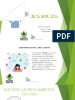 IDEAS SUICIDAS