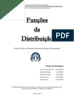Revisão bibliográfica-As Funções da Distribuição