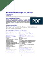 Poliuretano Monocapa MC-600-654-Septiembre-2017..pdf