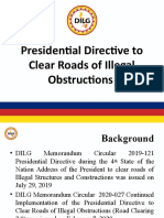 ROAD CLEARING 2.0