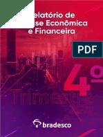 Bradesco Finance Analysis Report 2018 4th trimester