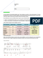 TA1 - Ficha 6 - notas melódicas