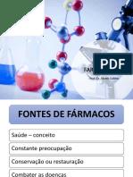 Desenvolvimento de Fármacos