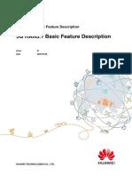5G RAN3.1 Basic Feature Description