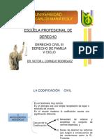 DERECHO CIVIL III - DERECHO DE FAMILIA V CICLO  PARA IMPRIMIR 22