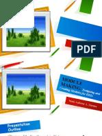 module-making PPT