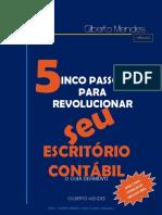 CINCO PASSOS PARA REVOLUCIONAR SEU ESCRITÓRIO CONTÁBIL - O GUIA DEFINITIVO