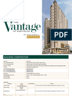The Vantage Fact Sheet (as of October 9, 2017)_Unit Finishes.pptx