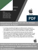 DE Caso Apple 2015 - Grupo 9 MBA_126