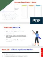 Entregable 1-Matriz CSD