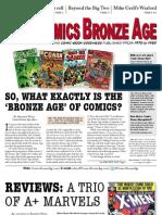 Comics Bronze Age (1970 - 1985)