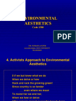 4-3674 revised ENVIRONMENTAL Aesthetics Tutorial four.ppt