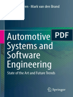 Yanja Dajsuren, Mark van den Brand - Automotive Systems and Software Engineering_ State of the Art and Future Trends-Springer International Publishing (2019)