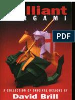 David Brill Brilliant+Origami
