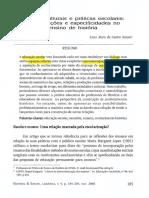 Práticas culturais e práticas escolares aprosimações e especificidades no ensino de historia.pdf