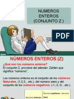 7º  ENTEROS