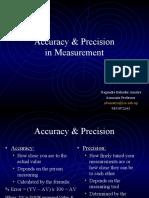 Lec1-2 Accuracy & Precision (COR)