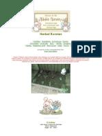 Nibble Nursery - Rabbit Care - Herbs