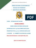 Informe academico Diseño sismico de presas de relave.docx