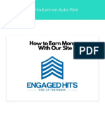 Earn money - Engaged Hits