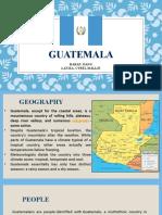 .Guatemala