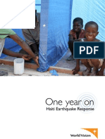 Haiti First Year Report_World Vision